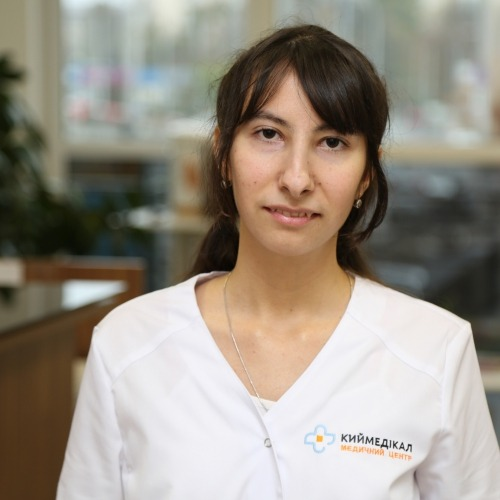 Кадырова Д.С., Сестра медицинская операционная