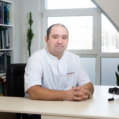 Шидловский А. Ю. | Врач ЛОР Клиника Киев - лечим и оперируем